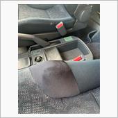 助手席(元、運転席)も同様です<br /> 節約するしかない、座席の値段、超高いからね