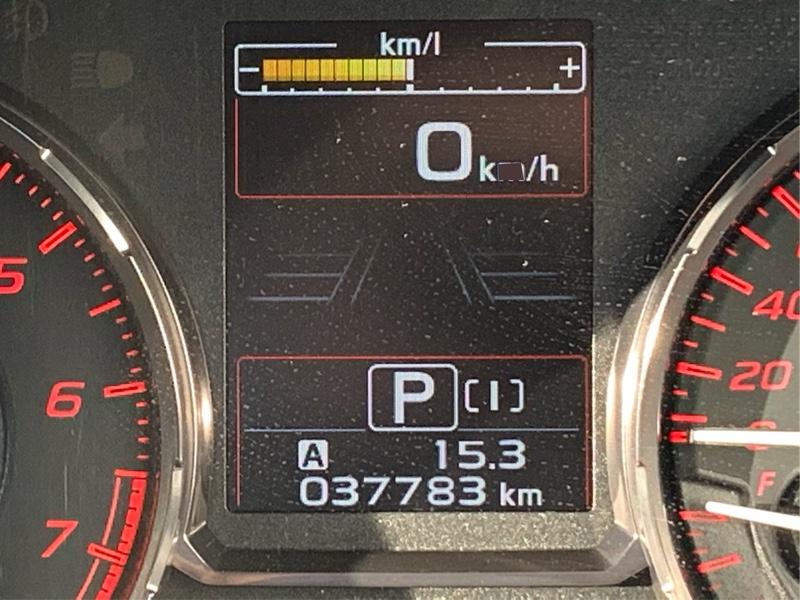 ドライブレコーダー 取り付け 37,783km