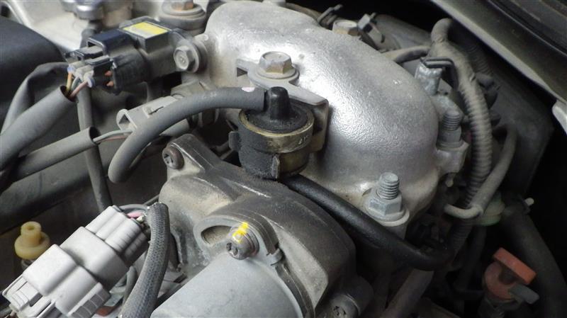 ターボセンサー用ガスフィルター交換