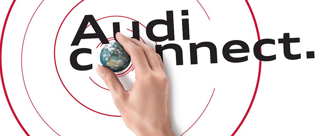 Audi connect Googleマップからの目的地入力