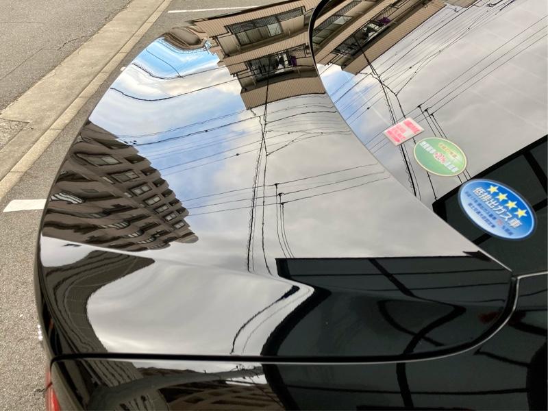 ◆クラウンの洗車(^^)v