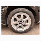 タイヤ&ホイール<br /> かなり汚れてましたが、綺麗に(^^)