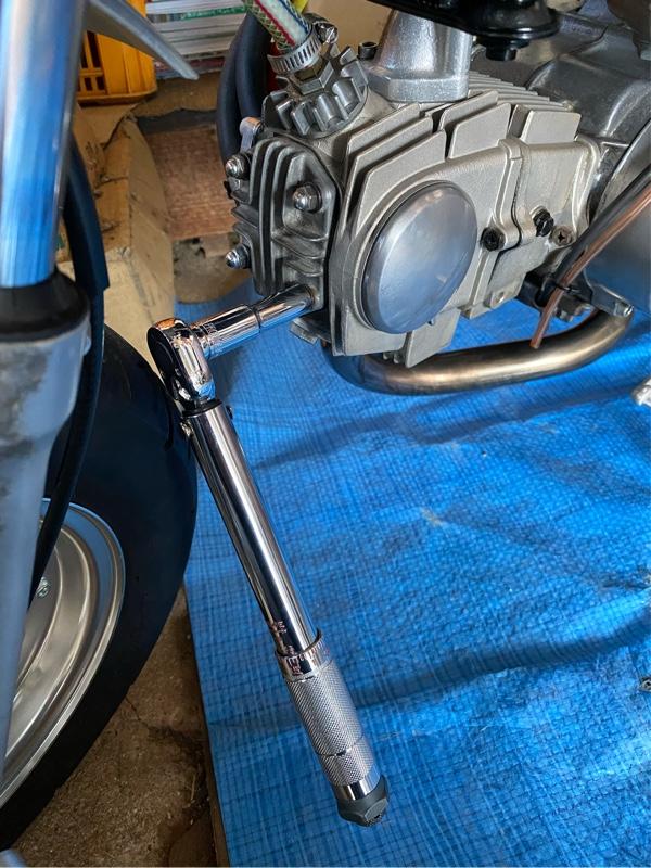 ヘッドとシリンダー間の漏れ修理