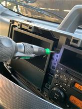 エルフトラック パナソニック ナビCN-RD05D  バックカメラCY-RC90KD ①のカスタム手順2