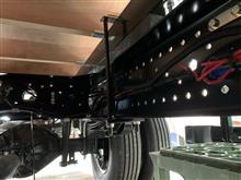 エルフトラック パナソニック ナビCN-RD05D  バックカメラCY-RC90KD ②のカスタム手順1