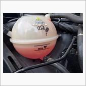 クーラント液とエンジンオイルの補充