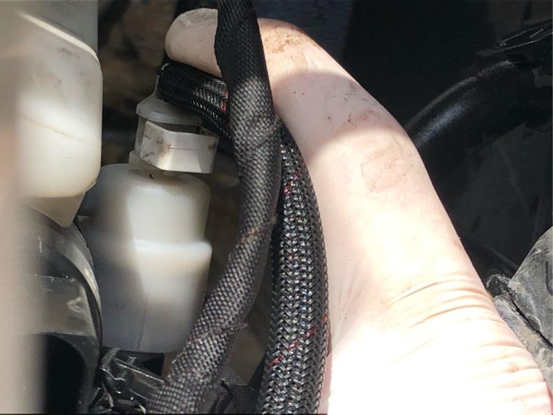 ウォッシャー液が出ない!修理の行方パート2