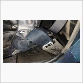 シートベルトの巻き取りを改善(S102A サバンナGSⅡ)