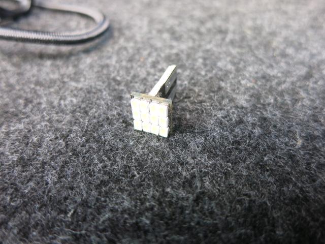 トランクランプ LED化