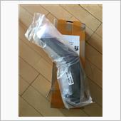注文していた物が中国から届きました。<br /> 二週間ほどで届いたので早かったです。<br /> ドアハンドルのカーボン風パネルです。<br /> 左ハンドル用のようですが、さていかに。