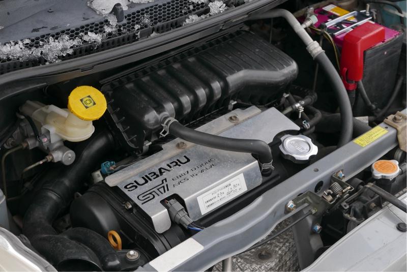 スバルR1車検