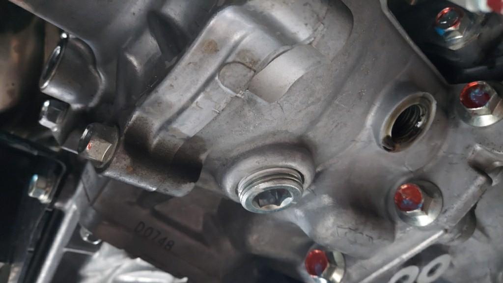 エンジンオイル、トランス、デフオイル交換