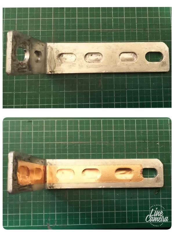 シリンダーブロックの静電気放電治具取付け グレードアップ作戦!