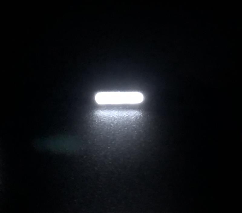 LEDドアベゼルアンビエント再購入
