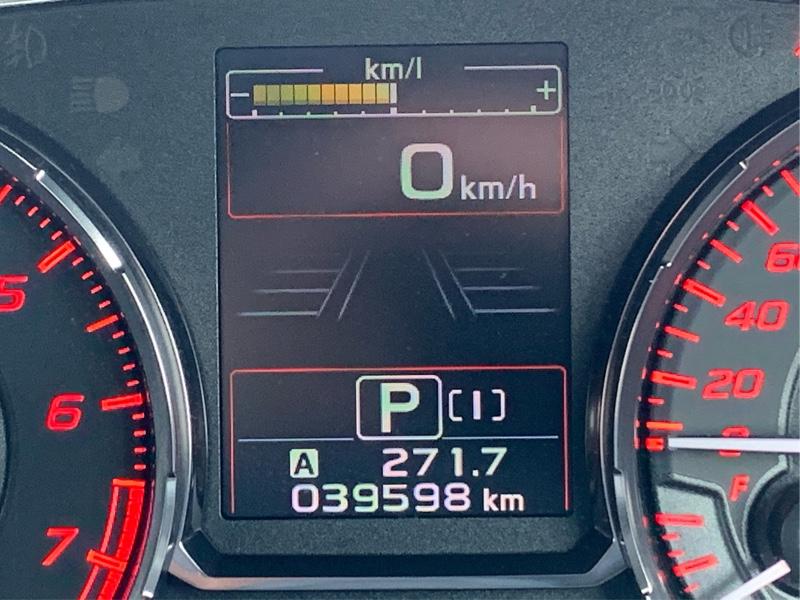 ナンバー灯交換  39,598km