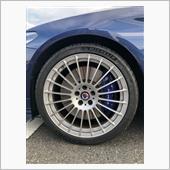 タイヤ交換とアライメント調整