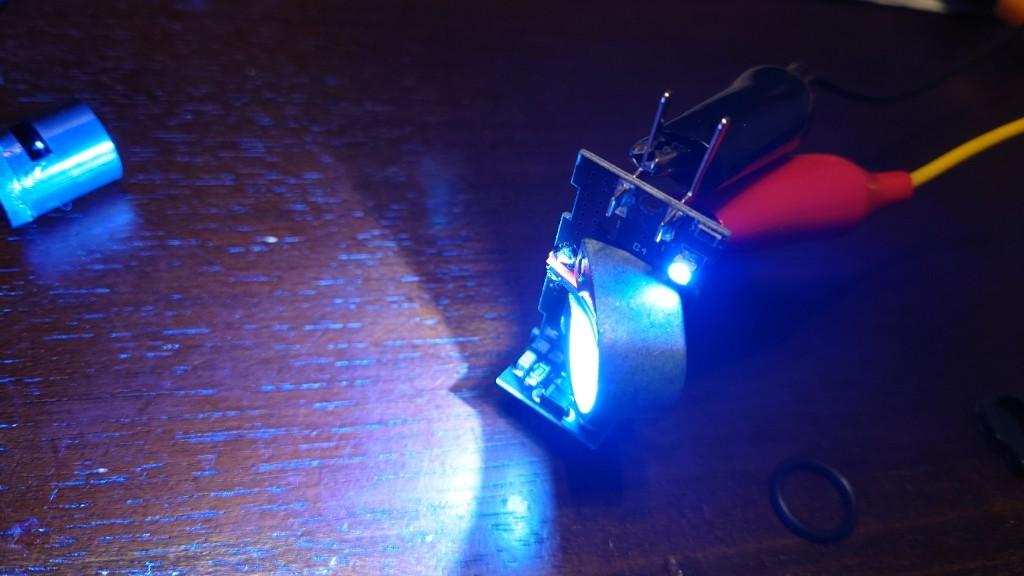 D.A.D ドアアンダー LED プロジェクター 分解修理