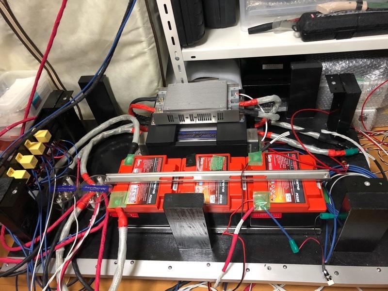 ふじ3−48真空管プリメインアンプ用リレー接続