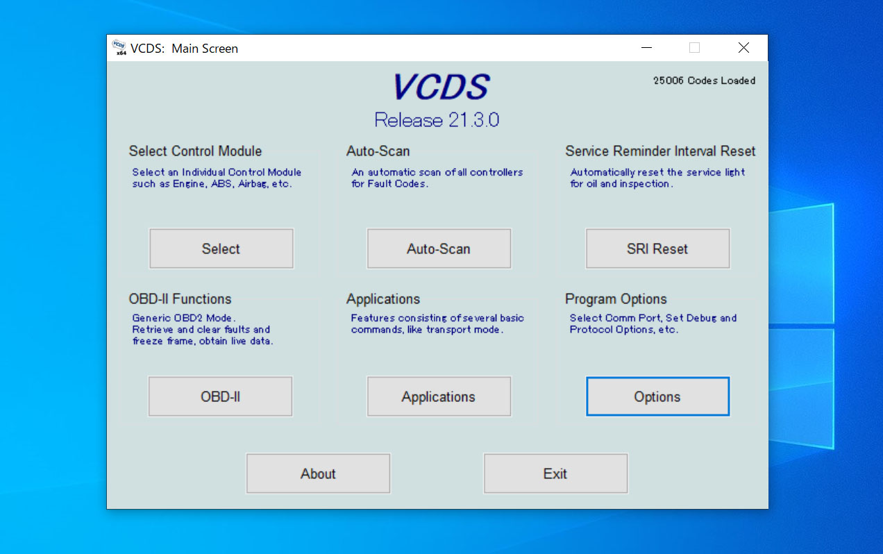 VCDS 21.3.0 Update & コードブロックUpdate