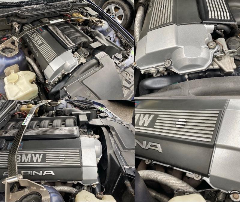 195288km、購入後4年目車検 重整備