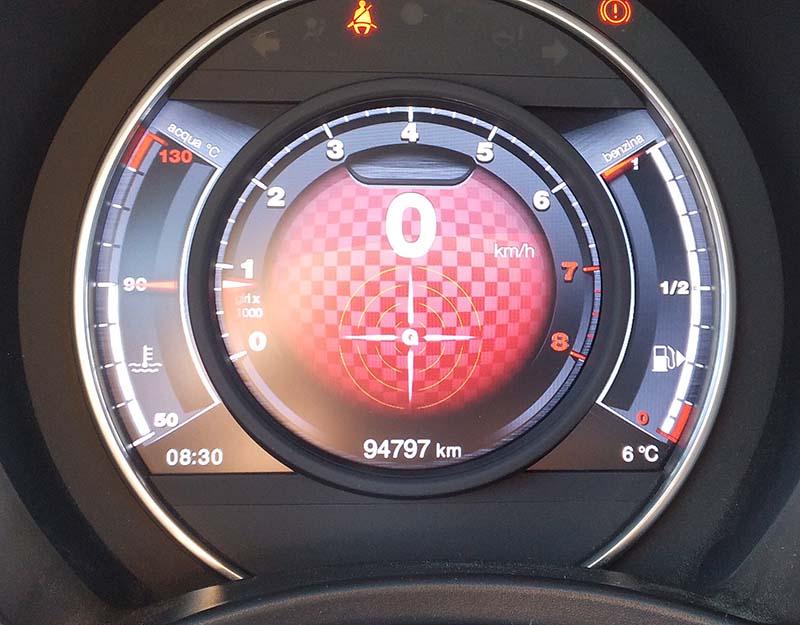 車検(初回) 94,800km