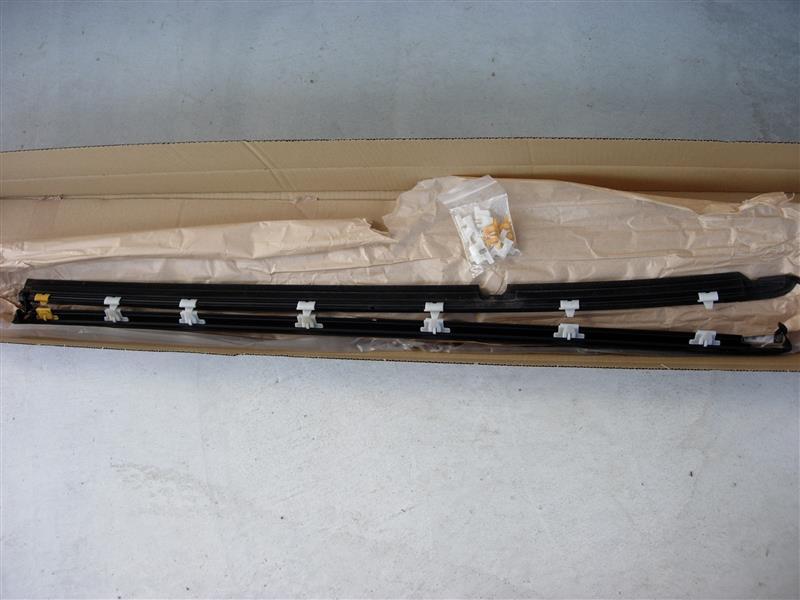 ウェザーストリップアウター交換(左側)