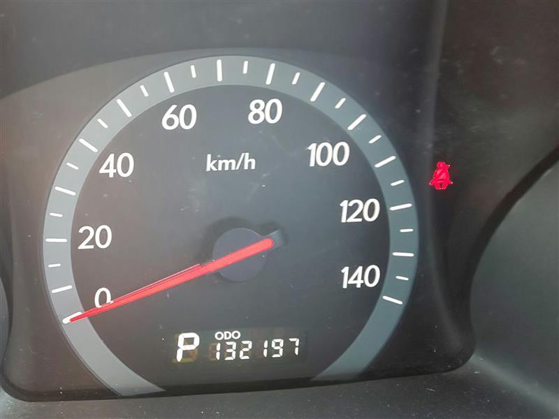 車検整備(2021年3月)