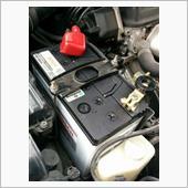 battery 交換 [135613km]