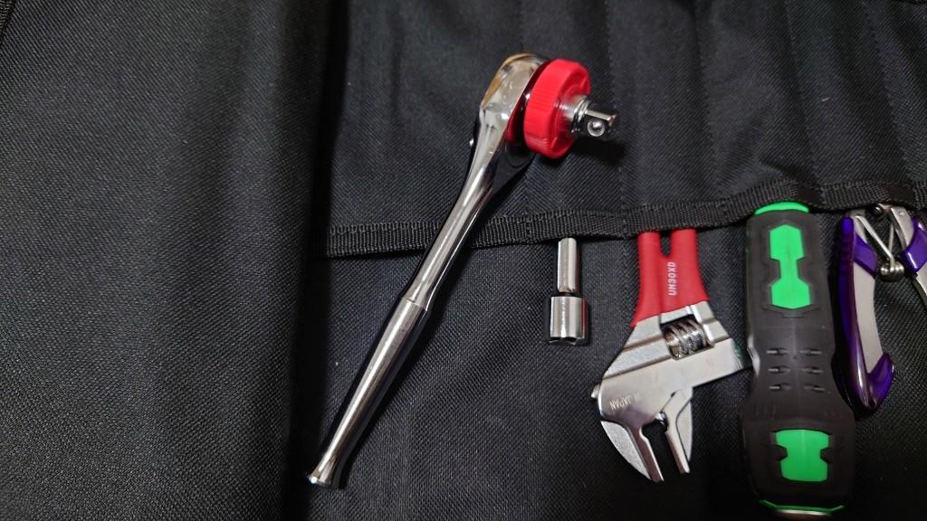 車載工具整理