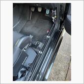 ALPHA / RIGID クラッチストッパー 取付の画像