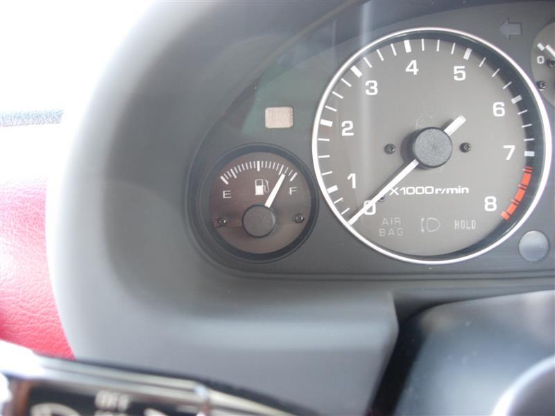 スピードメーターAssy交換