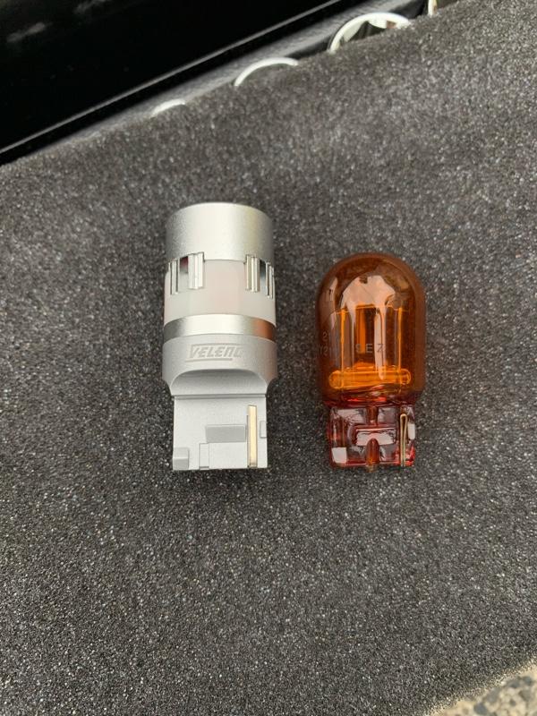 VELENO ULTIMATE T20 LED ウインカー