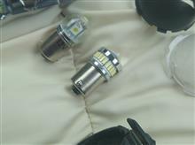 テリオスキッド ココって注意してないと気付かない…ナンバー灯のバルブ交換。のカスタム手順1