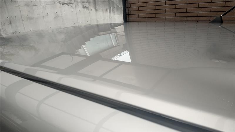 CCウォータープロテクトを3層塗り~から5日後洗車して😏?