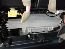 ジャパンタクシー エアコンフィルター 交換のカスタム手順2