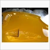 DUCATI 996SPSカウル塗装UP