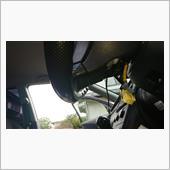 ハンドル交換 GT-A用、取付
