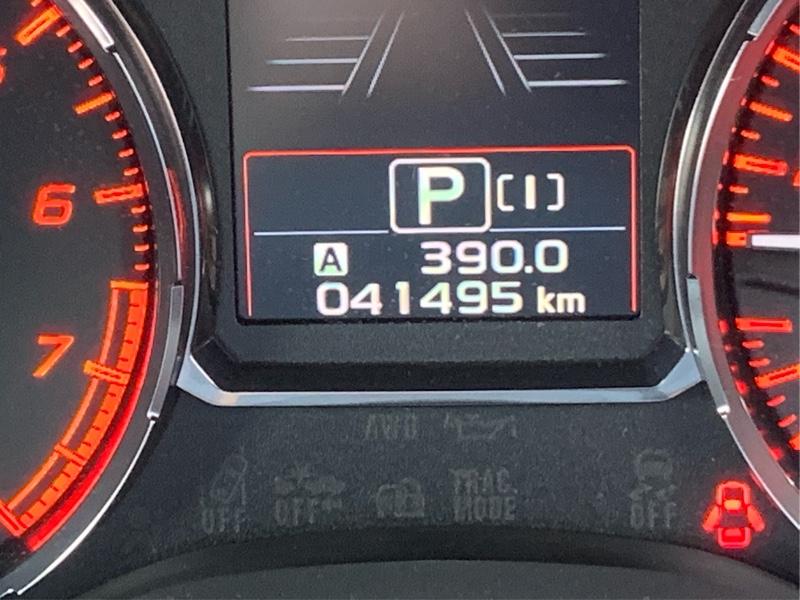 エアコンフィルター交換   41,495km