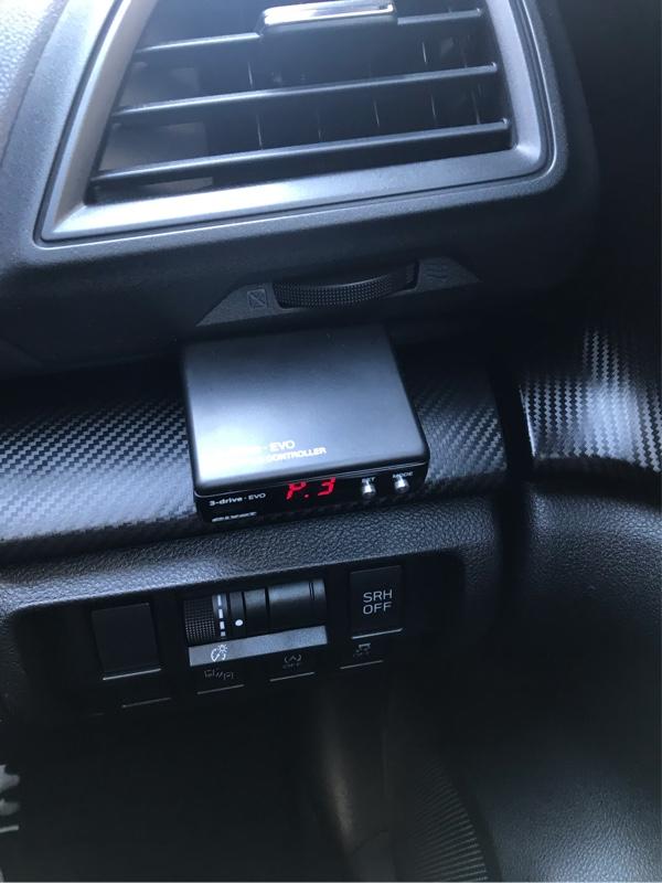 pivot 3-drive eco 取付け