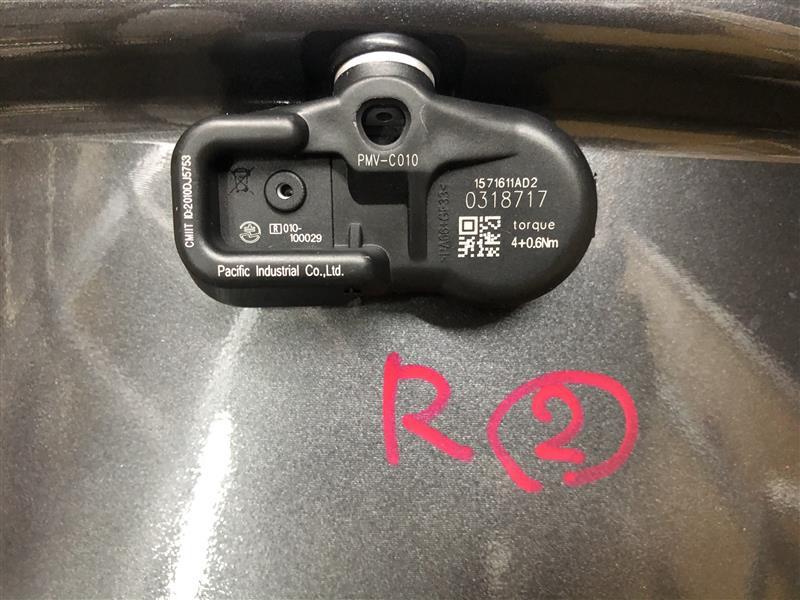 RCF ホイール タイヤ組み込み
