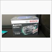 BOSCH製バッテリーへ交換