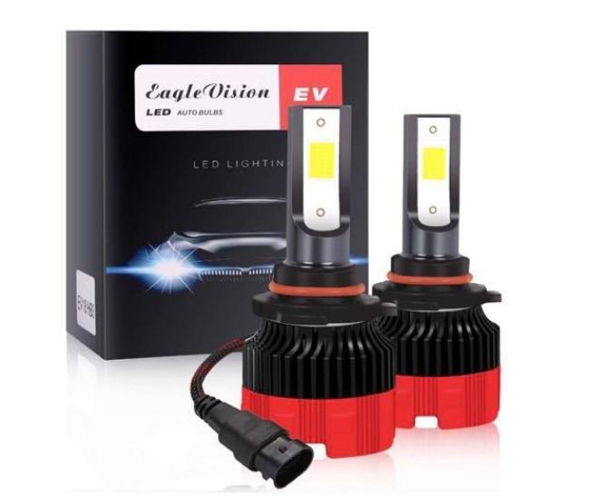 LEDヘッドランプに交換【HB3 LEDバルブ 】