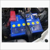 バッテリー液補充 パナソニック カオスの画像