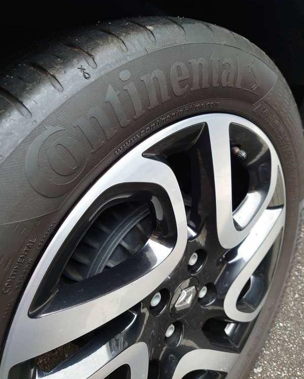 キャプチャーメンテナンス:タイヤ交換