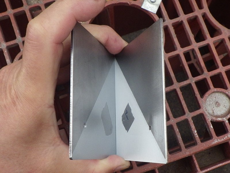 亜鉛板で鉄板の錆は止められる?(実車モデル)