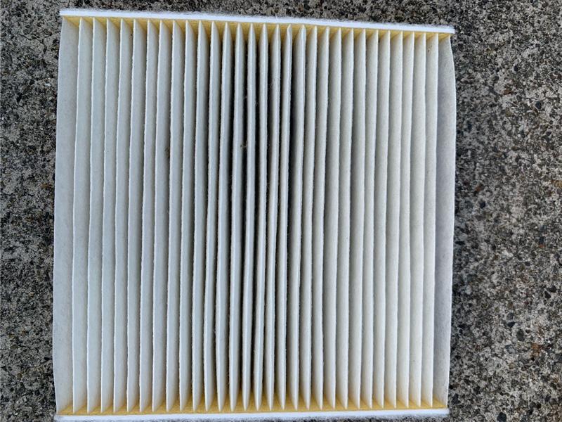 エアコン洗浄とフィルター交換