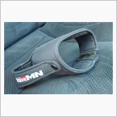 トヨタ紡織製GRMN専用シートベルトガイド装着の巻。の画像