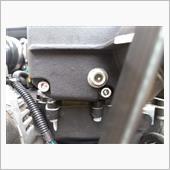 クスコ(sprintex)スーパーチャージャー オイル交換・補充の画像