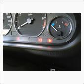 エアバック警告灯 DIY修理の画像