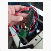 電源スイッチ リフレッシュ (取り付け編 2)の画像